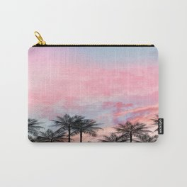 Summer Palm Tree #Society6 #Buyart #Decor Carry-All Pouch