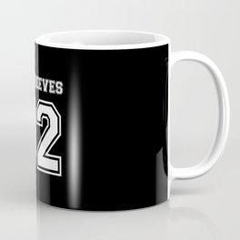 Team Umbrella Academy, number 2. (In white) Coffee Mug