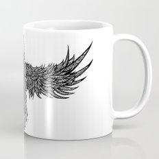 Ghost Raven Mug