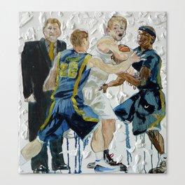 Huggins Canvas Print