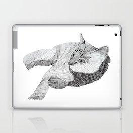 Hachiko Doodle Laptop & iPad Skin