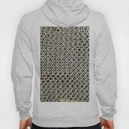 Silver net Hoody