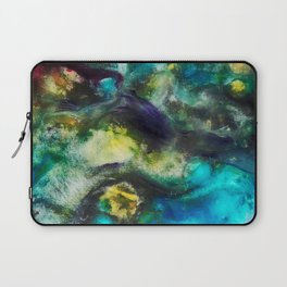 Stormy Sea Laptop Sleeve