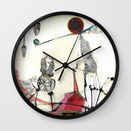 Bite Wall Clock