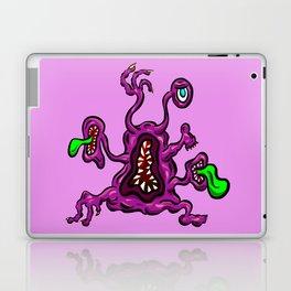 Alien Wiggle Monster - Toes Laptop & iPad Skin