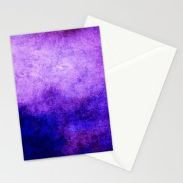 Abstract Cave V Stationery Cards