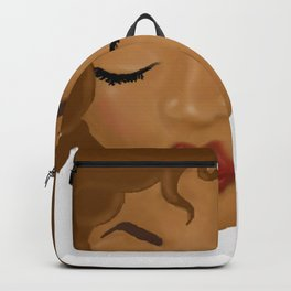 Big Hair Don't Care Backpack