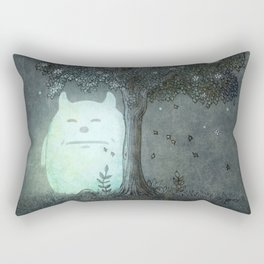 Full Moon Spirit  Rectangular Pillow