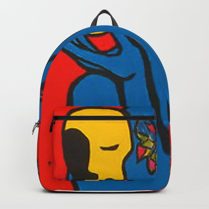 SKIN DEEP  (ORIGINAL SOLD) Backpack