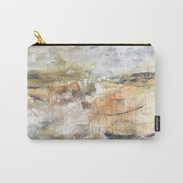 Stormy Times Past, Moving Forward Carry-All Pouch