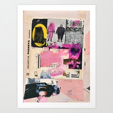 Blackwood Seven Art Print