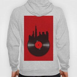 Chicago Vinyl Hoody