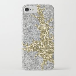 The Gold Scourge Spreads iPhone Case