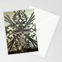 nuestro salvador Stationery Cards