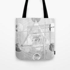 7°mono^Up Tote Bag