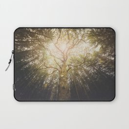 I found a tree in the forest Laptop Sleeve