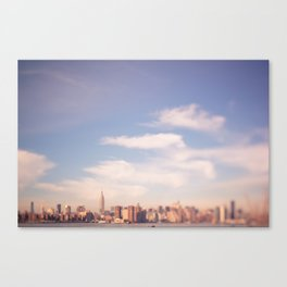 I am in Brooklyn... Canvas Print