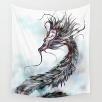 sketch Wall Tapestries featuring cool sketch 144 by Cool-Sketch-Len