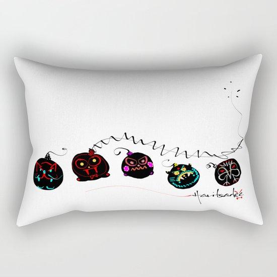 design 9 Rectangular Pillow