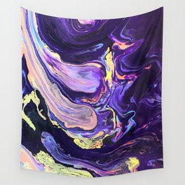 Pooling Paint 4 Wall Tapestry