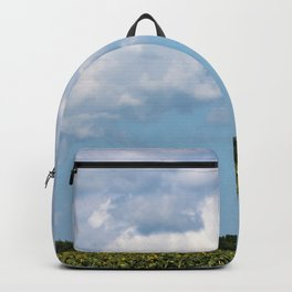 Field of Sunflowers Horizontal Backpack