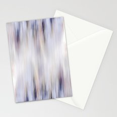 Washed out blue Stationery Cards