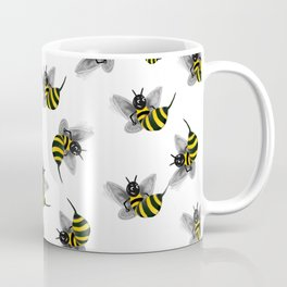 Stinging Bee Coffee Mug