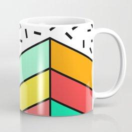 Colorful Pop Window Coffee Mug