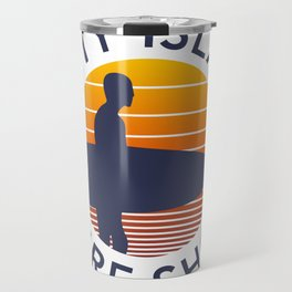 Amity Island Surf Shop Travel Mug
