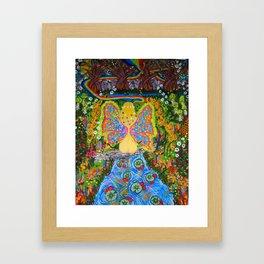 Fairy Sight Framed Art Print