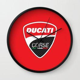 motogp rider Wall Clock