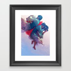 The Prophecy Framed Art Print