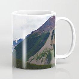 Stutfield Glacier along the Icefields Parkway  in Jasper National Park, Canada Coffee Mug