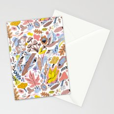 Rouge Park Pattern Stationery Cards