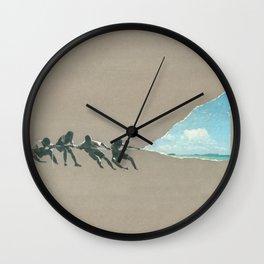 Ataraxia - EE Wall Clock