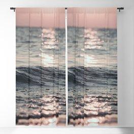Beach Print, Sea Photo, Modern print, Beach Coastal Decor, Ocean, Beach Photo Blackout Curtain