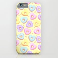 I Heart Donuts Slim Case iPhone 6s