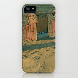 The lonesome four iPhone Case