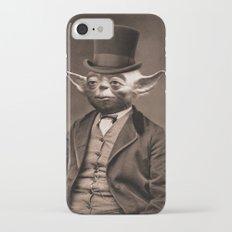 Portrait of Sir Yoda Slim Case iPhone 7