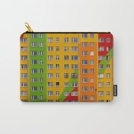 Architecture Geometry Carry-All Pouch