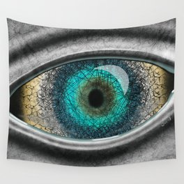 Dragon Surprise! Wall Tapestry