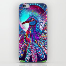 The Wolf and the Bird iPhone Skin