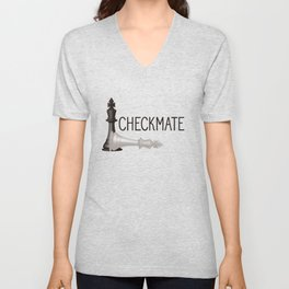 National Chess Day Unisex V-Neck