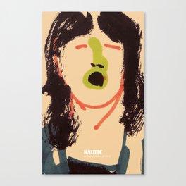 Graphic Gigs: Nautic Canvas Print