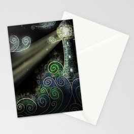 Beacon in the Night Stationery Cards