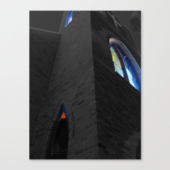 davey's studio Canvas Print