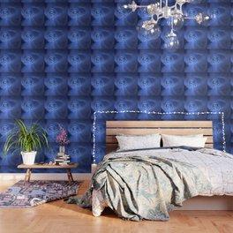 Blue Art Wallpaper