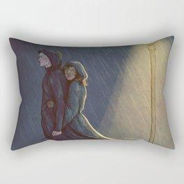 Rain down Rectangular Pillow