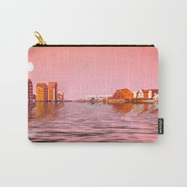 High Tide in Ayr  Carry-All Pouch