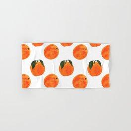 Peach Harvest Hand & Bath Towel